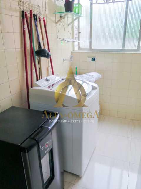 6 - Apartamento à venda Rua Ituverava,Anil, Rio de Janeiro - R$ 390.000 - AOJ40007 - 29