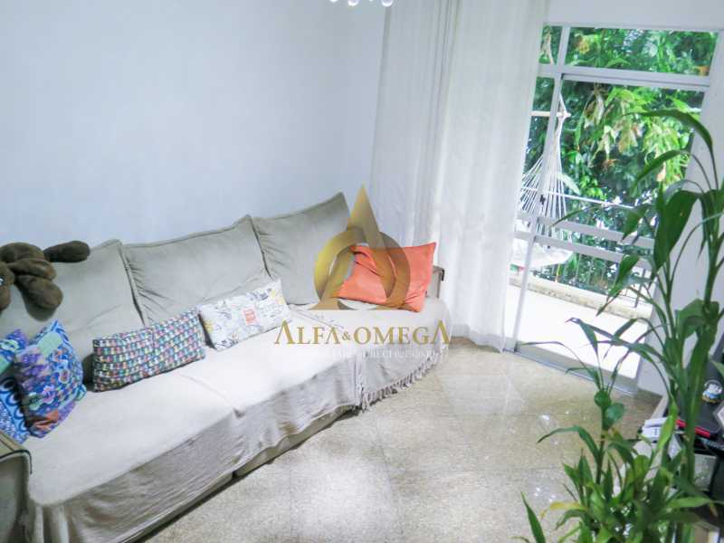 8 - Apartamento à venda Rua Ituverava,Anil, Rio de Janeiro - R$ 390.000 - AOJ40007 - 6