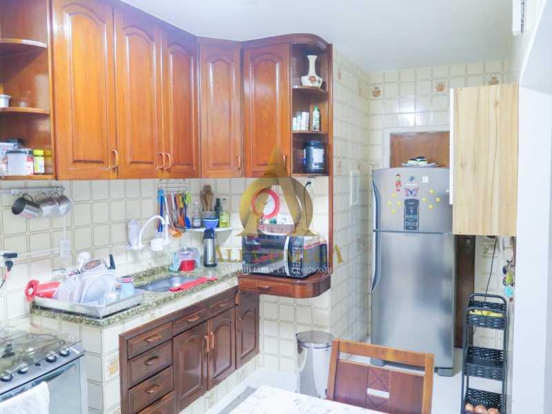 10 - Apartamento à venda Rua Ituverava,Anil, Rio de Janeiro - R$ 390.000 - AOJ40007 - 26
