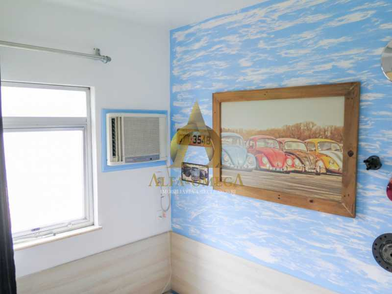 11 - Apartamento à venda Rua Ituverava,Anil, Rio de Janeiro - R$ 390.000 - AOJ40007 - 14