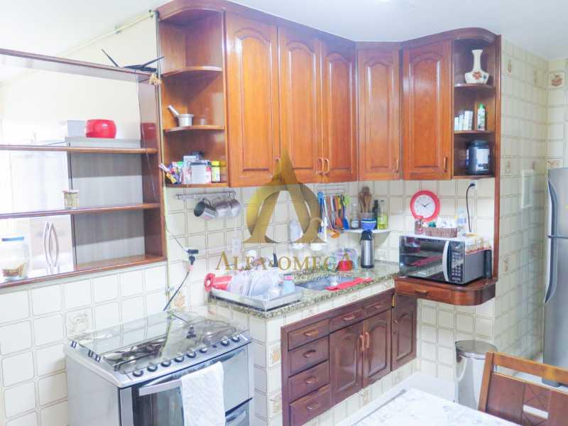 13 - Apartamento à venda Rua Ituverava,Anil, Rio de Janeiro - R$ 390.000 - AOJ40007 - 27
