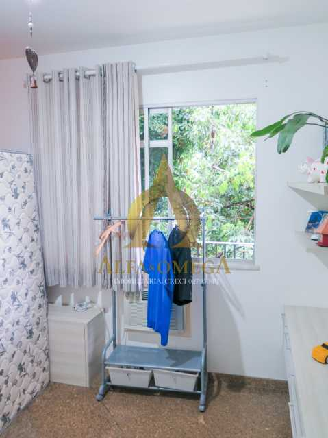 14 - Apartamento à venda Rua Ituverava,Anil, Rio de Janeiro - R$ 390.000 - AOJ40007 - 12