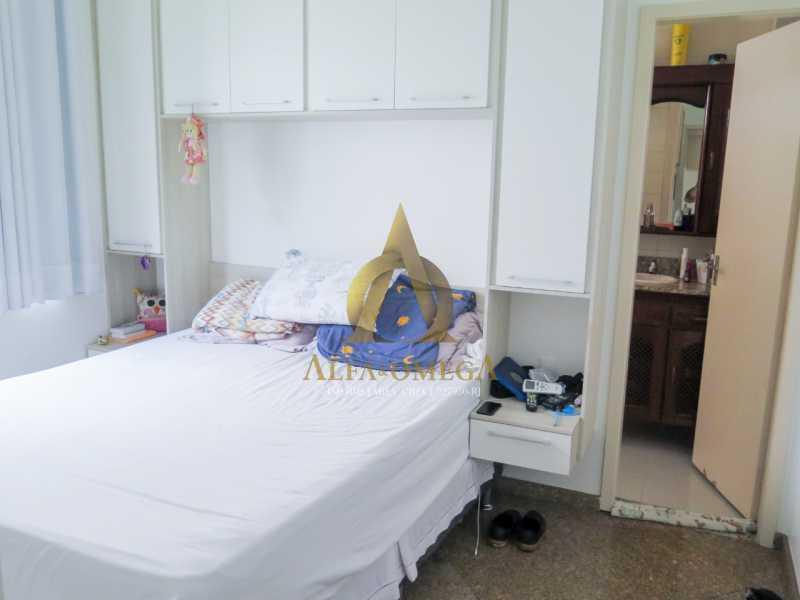 16 - Apartamento à venda Rua Ituverava,Anil, Rio de Janeiro - R$ 390.000 - AOJ40007 - 15