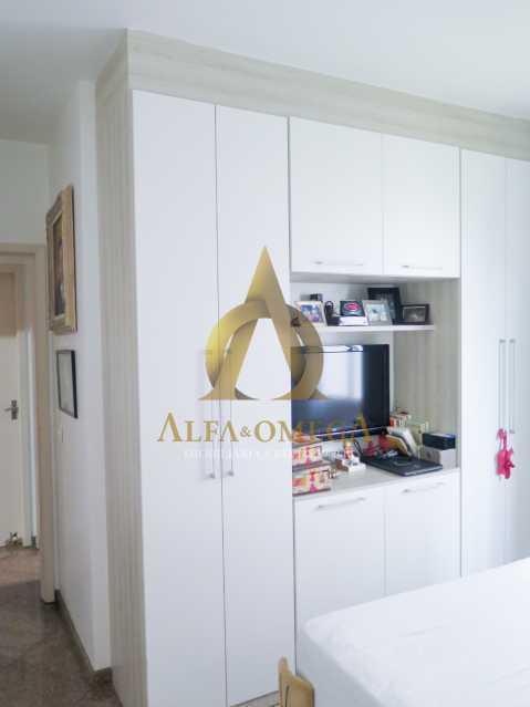 19 - Apartamento à venda Rua Ituverava,Anil, Rio de Janeiro - R$ 390.000 - AOJ40007 - 17