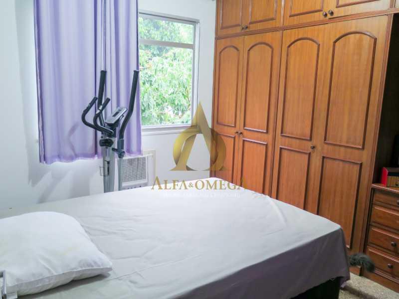 25 - Apartamento à venda Rua Ituverava,Anil, Rio de Janeiro - R$ 390.000 - AOJ40007 - 20