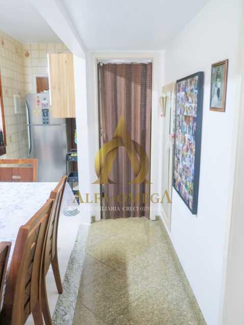 26 - Apartamento à venda Rua Ituverava,Anil, Rio de Janeiro - R$ 390.000 - AOJ40007 - 9