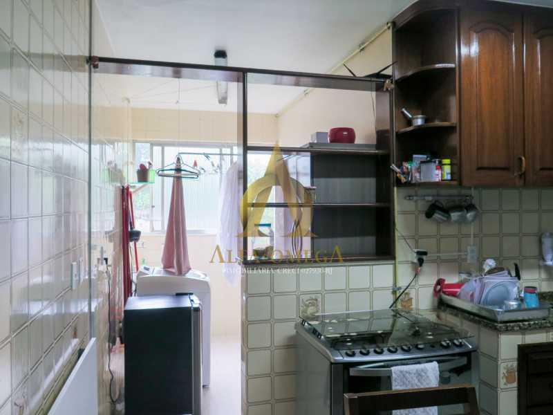 27 - Apartamento à venda Rua Ituverava,Anil, Rio de Janeiro - R$ 390.000 - AOJ40007 - 28