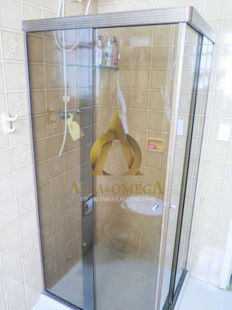 28 - Apartamento à venda Rua Ituverava,Anil, Rio de Janeiro - R$ 390.000 - AOJ40007 - 24
