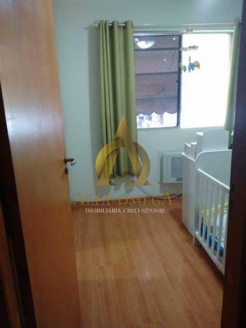 6 - Apartamento Estrada Capenha,Pechincha, Rio de Janeiro, RJ À Venda, 2 Quartos, 63m² - AOJ20128 - 10