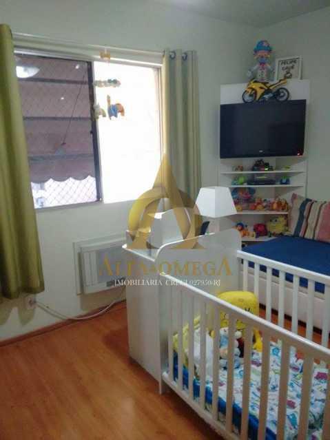8 - Apartamento Estrada Capenha,Pechincha, Rio de Janeiro, RJ À Venda, 2 Quartos, 63m² - AOJ20128 - 11
