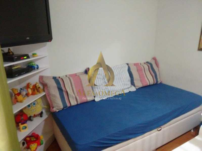 9 - Apartamento Estrada Capenha,Pechincha, Rio de Janeiro, RJ À Venda, 2 Quartos, 63m² - AOJ20128 - 12