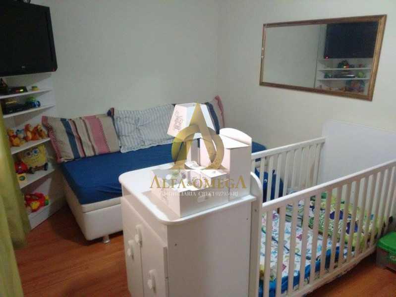 10 - Apartamento Estrada Capenha,Pechincha, Rio de Janeiro, RJ À Venda, 2 Quartos, 63m² - AOJ20128 - 13
