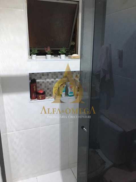 15 - Apartamento Estrada Capenha,Pechincha, Rio de Janeiro, RJ À Venda, 2 Quartos, 63m² - AOJ20128 - 18