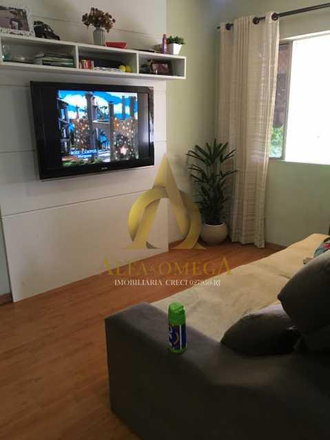 24 - Apartamento Estrada Capenha,Pechincha, Rio de Janeiro, RJ À Venda, 2 Quartos, 63m² - AOJ20128 - 1