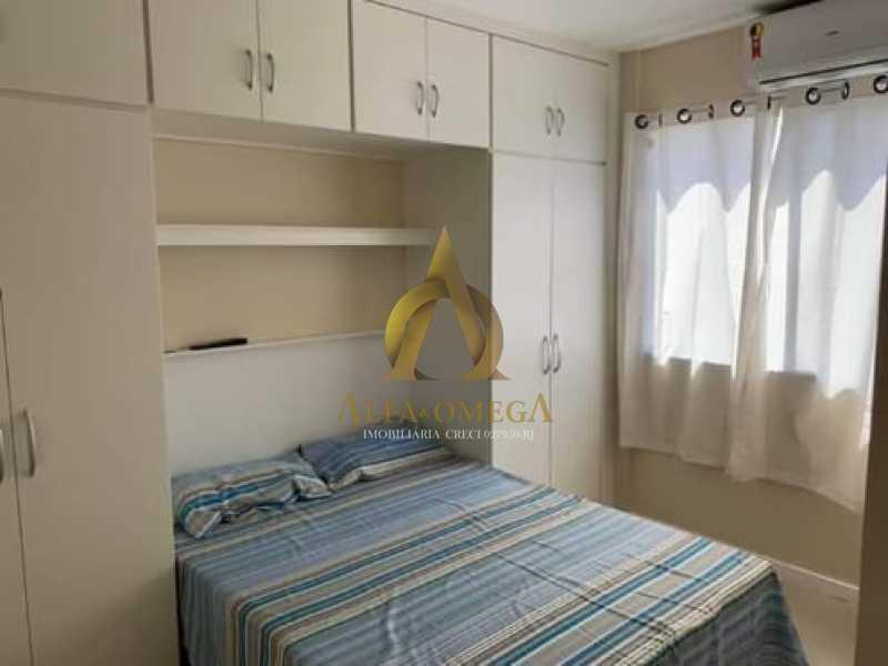 3 - Apartamento Rua Dois-W,Recreio dos Bandeirantes, Rio de Janeiro, RJ Para Alugar, 2 Quartos, 79m² - AOJ20038L - 6