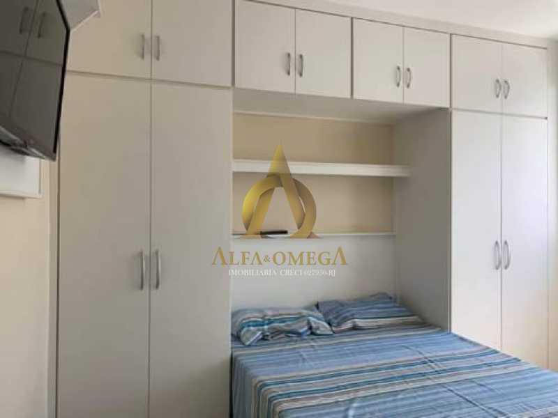 4 - Apartamento Rua Dois-W,Recreio dos Bandeirantes, Rio de Janeiro, RJ Para Alugar, 2 Quartos, 79m² - AOJ20038L - 7