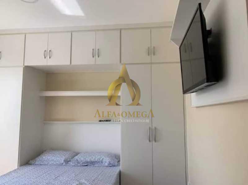 6 - Apartamento Rua Dois-W,Recreio dos Bandeirantes, Rio de Janeiro, RJ Para Alugar, 2 Quartos, 79m² - AOJ20038L - 9