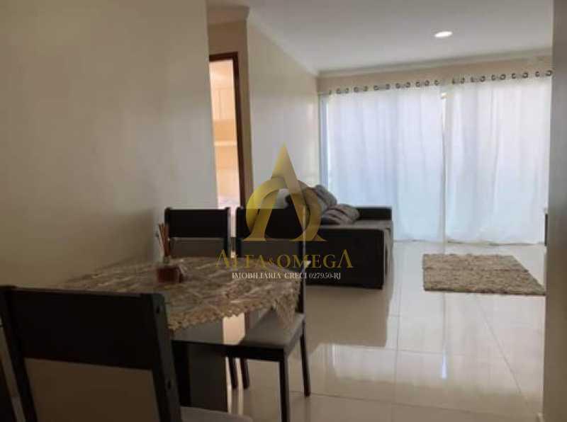 7 - Apartamento Rua Dois-W,Recreio dos Bandeirantes, Rio de Janeiro, RJ Para Alugar, 2 Quartos, 79m² - AOJ20038L - 3