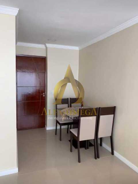 8 - Apartamento Rua Dois-W,Recreio dos Bandeirantes, Rio de Janeiro, RJ Para Alugar, 2 Quartos, 79m² - AOJ20038L - 4