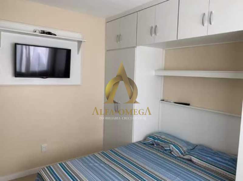 11 - Apartamento Rua Dois-W,Recreio dos Bandeirantes, Rio de Janeiro, RJ Para Alugar, 2 Quartos, 79m² - AOJ20038L - 8