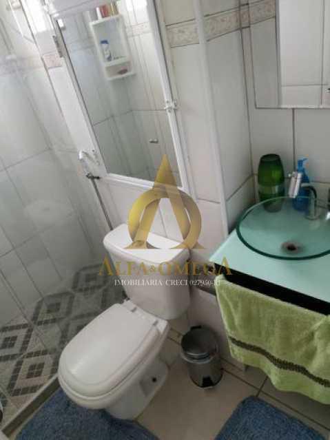 3 - Apartamento Estrada dos Bandeirantes,Curicica,Rio de Janeiro,RJ À Venda,2 Quartos,48m² - AOJ20129 - 11