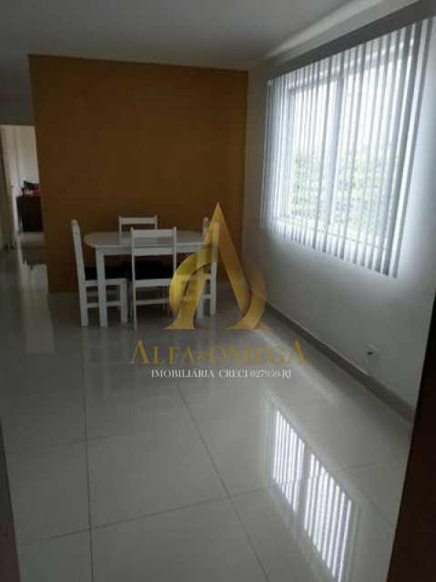 4 - Apartamento Estrada dos Bandeirantes,Curicica,Rio de Janeiro,RJ À Venda,2 Quartos,48m² - AOJ20129 - 1