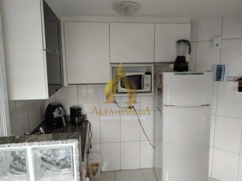 5 - Apartamento Estrada dos Bandeirantes,Curicica,Rio de Janeiro,RJ À Venda,2 Quartos,48m² - AOJ20129 - 13