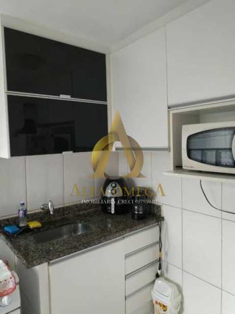 8 - Apartamento Estrada dos Bandeirantes,Curicica,Rio de Janeiro,RJ À Venda,2 Quartos,48m² - AOJ20129 - 16