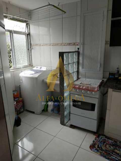 12 - Apartamento Estrada dos Bandeirantes,Curicica,Rio de Janeiro,RJ À Venda,2 Quartos,48m² - AOJ20129 - 15
