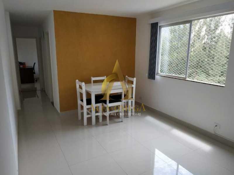 14 - Apartamento Estrada dos Bandeirantes,Curicica,Rio de Janeiro,RJ À Venda,2 Quartos,48m² - AOJ20129 - 4