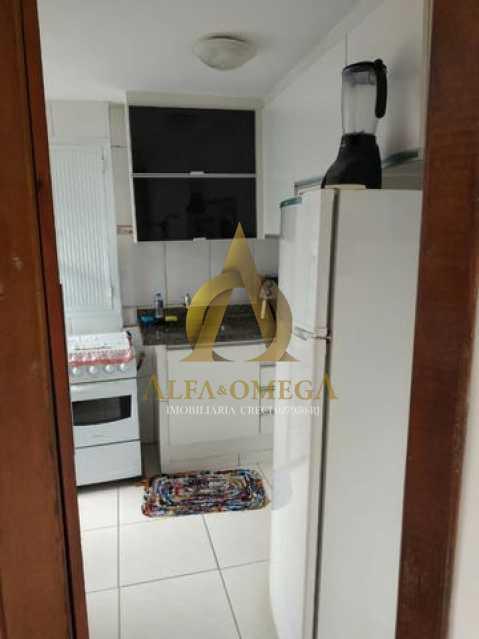 16 - Apartamento Estrada dos Bandeirantes,Curicica,Rio de Janeiro,RJ À Venda,2 Quartos,48m² - AOJ20129 - 14