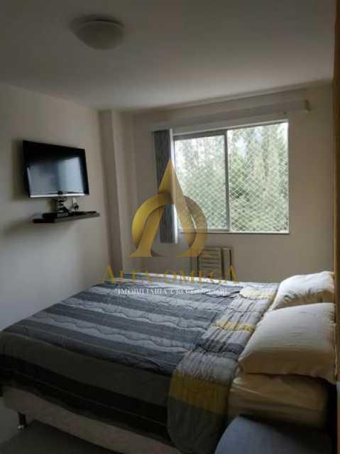17 - Apartamento Estrada dos Bandeirantes,Curicica,Rio de Janeiro,RJ À Venda,2 Quartos,48m² - AOJ20129 - 10