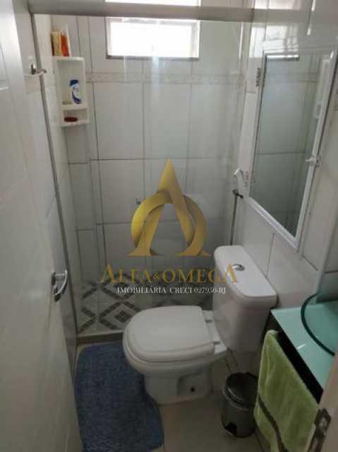 18 - Apartamento Estrada dos Bandeirantes,Curicica,Rio de Janeiro,RJ À Venda,2 Quartos,48m² - AOJ20129 - 12
