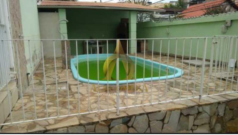 17 - Casa em Condomínio Rua Aristeu,Curicica, Rio de Janeiro, RJ À Venda, 4 Quartos, 122m² - AOJ60050 - 12