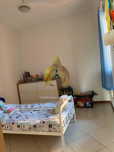 3 - Casa em Condomínio Rua Ponte Nova,Tanque, Rio de Janeiro, RJ À Venda, 3 Quartos, 150m² - AOJ60051 - 17