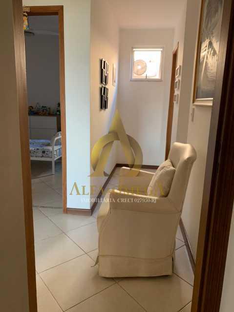 4 - Casa em Condomínio Rua Ponte Nova,Tanque, Rio de Janeiro, RJ À Venda, 3 Quartos, 150m² - AOJ60051 - 7