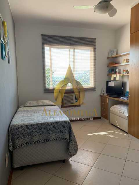 6 - Casa em Condomínio Rua Ponte Nova,Tanque, Rio de Janeiro, RJ À Venda, 3 Quartos, 150m² - AOJ60051 - 13