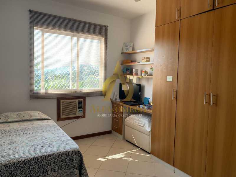 10 - Casa em Condomínio Rua Ponte Nova,Tanque, Rio de Janeiro, RJ À Venda, 3 Quartos, 150m² - AOJ60051 - 14
