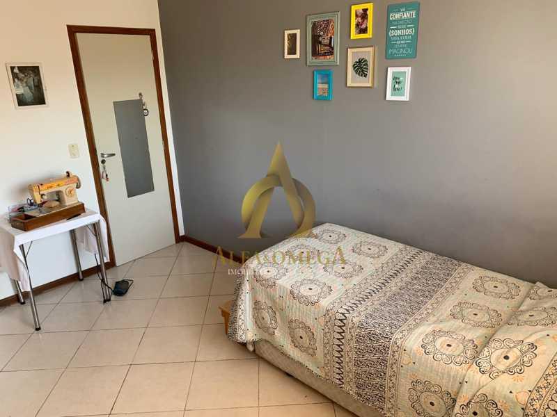 14 - Casa em Condomínio Rua Ponte Nova,Tanque, Rio de Janeiro, RJ À Venda, 3 Quartos, 150m² - AOJ60051 - 19