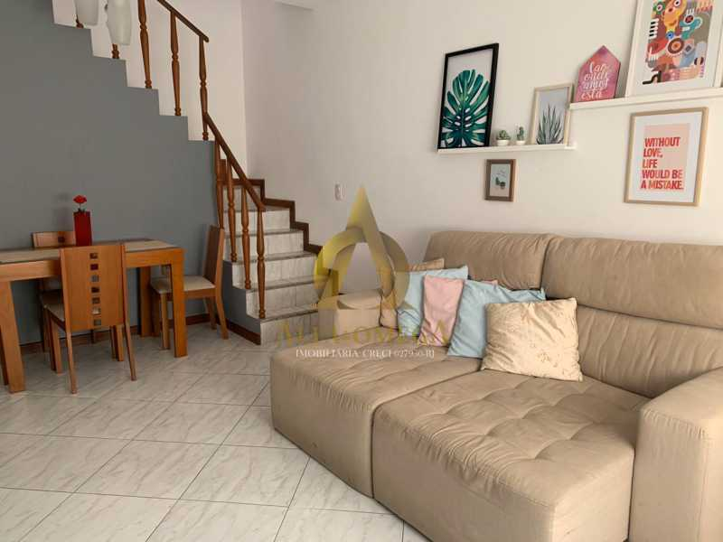 17 - Casa em Condomínio Rua Ponte Nova,Tanque, Rio de Janeiro, RJ À Venda, 3 Quartos, 150m² - AOJ60051 - 4