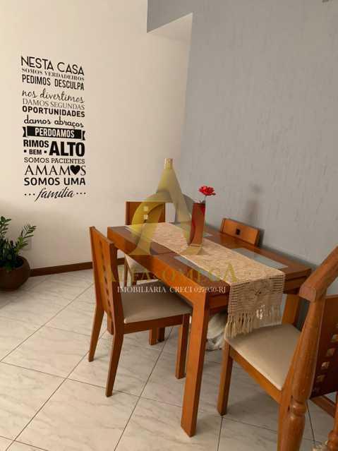 19 - Casa em Condomínio Rua Ponte Nova,Tanque, Rio de Janeiro, RJ À Venda, 3 Quartos, 150m² - AOJ60051 - 6
