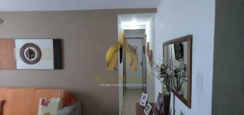 4 - Apartamento Estrada Marechal Miguel Salazar Mendes de Morais,Taquara, Rio de Janeiro, RJ À Venda, 3 Quartos, 62m² - AOJ30027 - 4