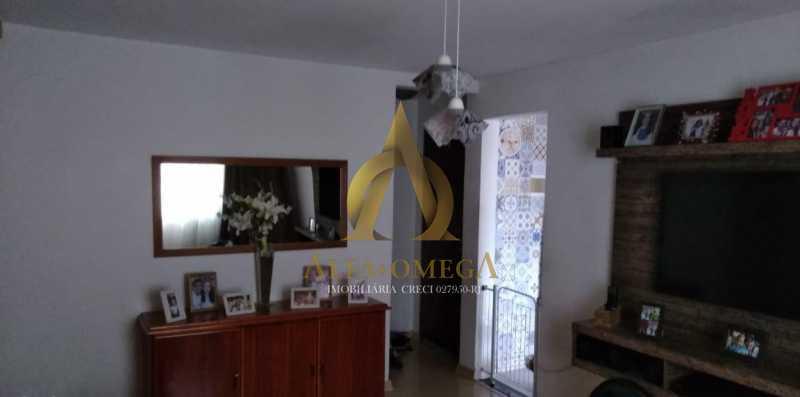 5 - Apartamento Estrada Marechal Miguel Salazar Mendes de Morais,Taquara, Rio de Janeiro, RJ À Venda, 3 Quartos, 62m² - AOJ30027 - 5