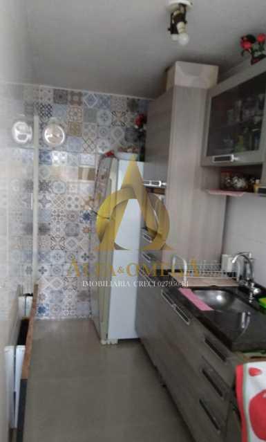 7 - Apartamento Estrada Marechal Miguel Salazar Mendes de Morais,Taquara, Rio de Janeiro, RJ À Venda, 3 Quartos, 62m² - AOJ30027 - 22