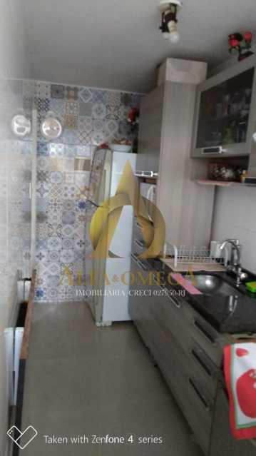 10 - Apartamento Estrada Marechal Miguel Salazar Mendes de Morais,Taquara, Rio de Janeiro, RJ À Venda, 3 Quartos, 62m² - AOJ30027 - 23