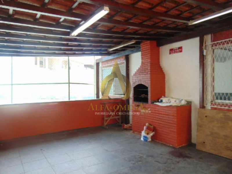 12 - Apartamento Estrada Marechal Miguel Salazar Mendes de Morais,Taquara, Rio de Janeiro, RJ À Venda, 3 Quartos, 62m² - AOJ30027 - 24
