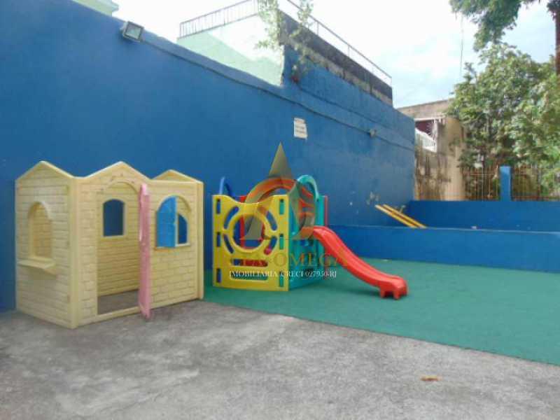 14 - Apartamento Estrada Marechal Miguel Salazar Mendes de Morais,Taquara, Rio de Janeiro, RJ À Venda, 3 Quartos, 62m² - AOJ30027 - 26