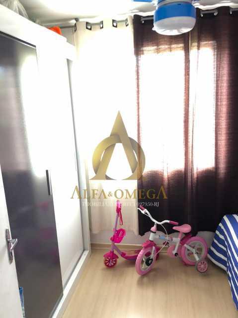 15 - Apartamento Estrada Marechal Miguel Salazar Mendes de Morais,Taquara, Rio de Janeiro, RJ À Venda, 3 Quartos, 62m² - AOJ30027 - 15
