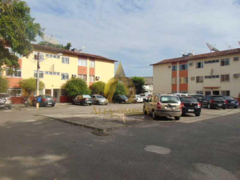 17 - Apartamento Estrada Marechal Miguel Salazar Mendes de Morais,Taquara, Rio de Janeiro, RJ À Venda, 3 Quartos, 62m² - AOJ30027 - 27