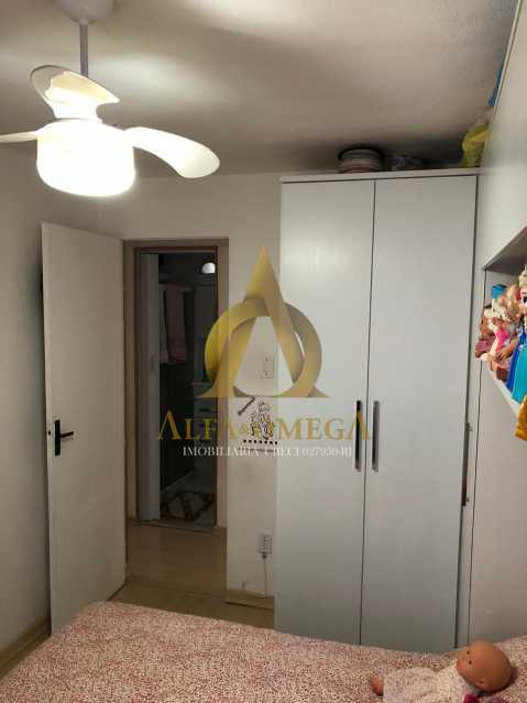 18 - Apartamento Estrada Marechal Miguel Salazar Mendes de Morais,Taquara, Rio de Janeiro, RJ À Venda, 3 Quartos, 62m² - AOJ30027 - 9